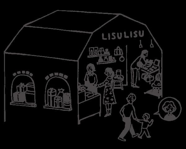 贈りモノ雑貨店 LisuLisu(リシュリシュ)